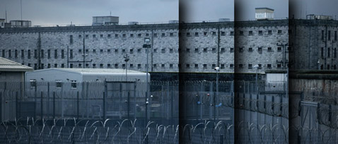 INSIDE IRELAND'S BIGGEST PRISON